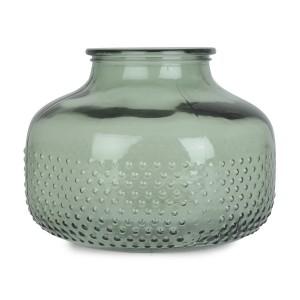 WAZON szklany zielony XL