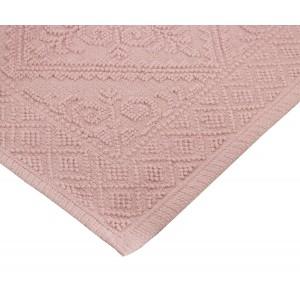 DYWAN dywanik łazienkowy RÓŻOWY 80x50cm