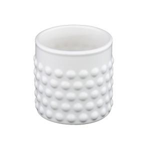 KUBEK ŁAZIENKOWY biały 200ml