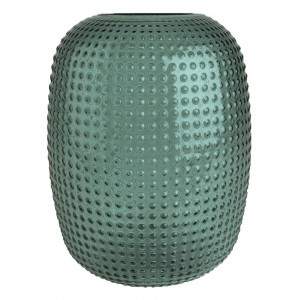 WAZON szklany k. zielony XL