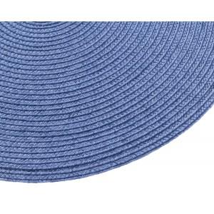 PODKŁADKA tablet k. ciemny niebieski śr. 38cm
