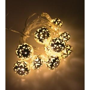 ŁAŃCUCH LAMPEK LEDOWYCH 1,2m
