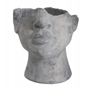 Donica twarz betonowa 23x21cm
