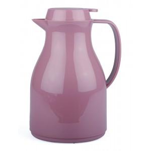 TERMOS plastikowy różowy 1L