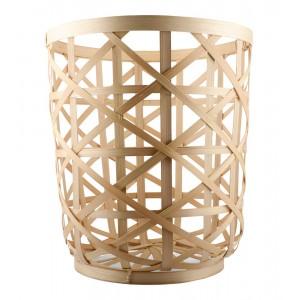 KOSZ biurowy, bambusowy