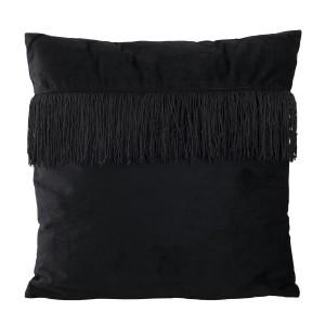 PODUSZKA dekoracyjna czarna...