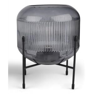 LAMPION LED na stojaku...