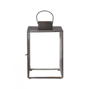 LAMPION METALOWY H24cm