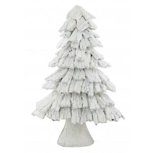 CHOINKA świąteczna BIAŁA XL