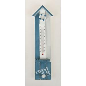 TERMOMETR DREWNIANY 40cm