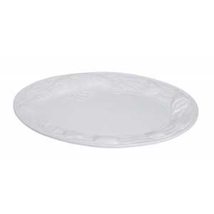 PÓŁMISEK LOBSTER biały XL