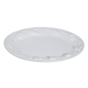 PÓŁMISEK LOBSTER ceramiczny