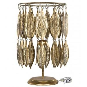 LAMPA LUMMIG stołowa złota XL