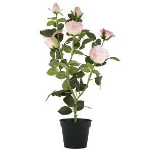 SZTUCZNE DZIKIE RÓŻE różowe XL