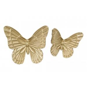 DEKORACJA ŚCIENNA motyle,...