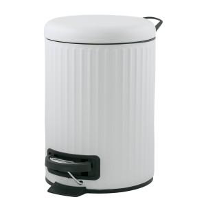 KOSZ łazienkowy biały 3L