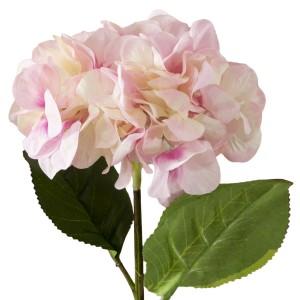 SZTUCZNA HORTENSJA różowa 56cm