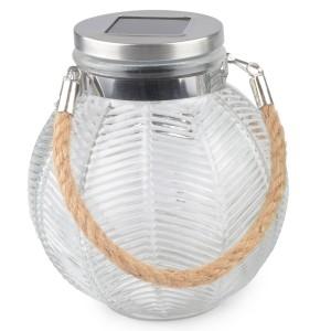 LAMPION SOLARNY ze sznurkiem
