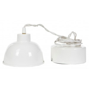 LAMPA wisząca NALA biała...