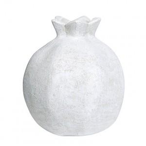 ŚWIECZNIK GRANAT ceramiczny