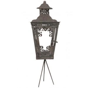 LAMPION ELAINE retro wys. 43cm