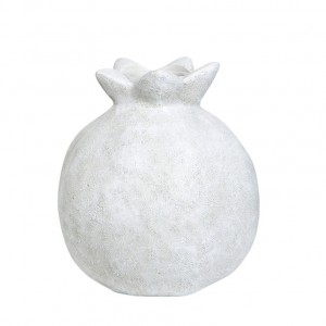 ŚWIECZNIK GRANAT ceramiczny...
