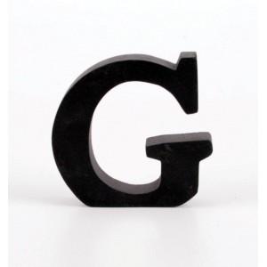 """LITERA """"G"""" CZARNA"""