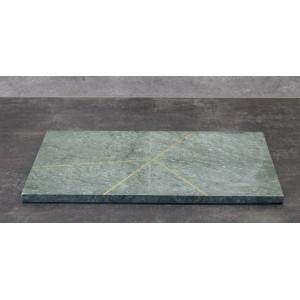 DESKA DO KROJENIA MARMUROWA zielona 30x20cm