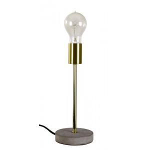 LAMPA METALOWA STOJĄCA 30,5cm
