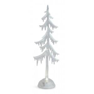 CHOINKA świąteczna LEDOWA 25cm