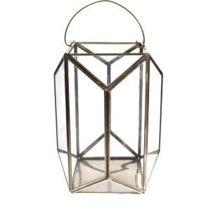 LAMPION METALOWY 26cm
