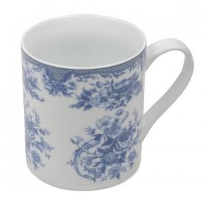 KUBEK ceramiczny RÓŻE wys....