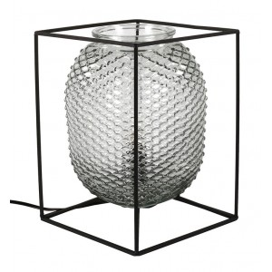 LAMPA stołowa METALOWA...