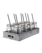 Słoiki na lemoniadę, pojemniki na napoje - Sklep Internetowy Styl Skandynawski